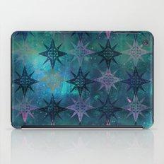 Bohemian Night Skye - Green iPad Case