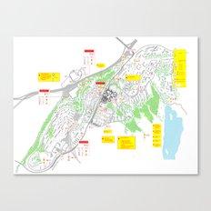 Haugerud Urban Center Canvas Print