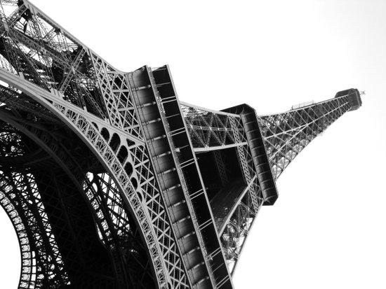 Eiffel Tower I Canvas Print