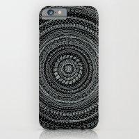 Lines Invert. iPhone 6 Slim Case
