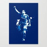 Frank Lampard - Chelsea … Canvas Print