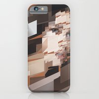 iPhone & iPod Case featuring My Girl is Anarchy-tect by Nicola Felasquez Felaco