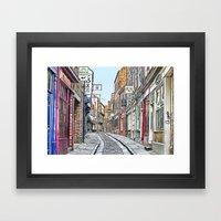 The Shambles - York Framed Art Print