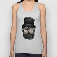 Dr. Who Unisex Tank Top