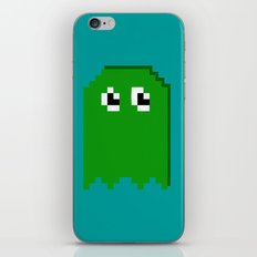 Pac Man Enemy  iPhone & iPod Skin