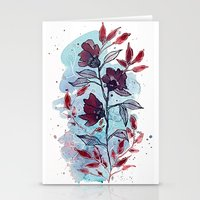 Floral 29 Stationery Cards