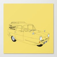 Only Fools And Horses Ro… Canvas Print