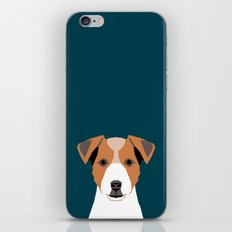 Bailey - Jack Russell Te… iPhone & iPod Skin