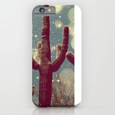 Space Cactus iPhone 6s Slim Case