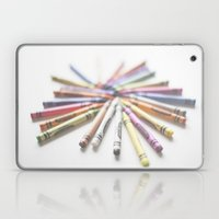 Crayon Love 2  Laptop & iPad Skin