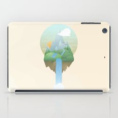 Our Island in the Sky iPad Case