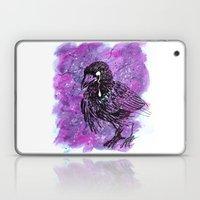 Crying Crow Laptop & iPad Skin
