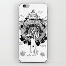 Groundwalker iPhone & iPod Skin