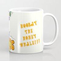 HOORAY THE HONEY WHALE Mug