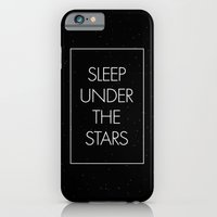 Sleep Under The Stars iPhone 6 Slim Case