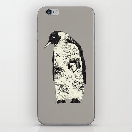 THE PENGUIN iPhone & iPod Skin