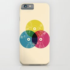 Music is the colors of life Slim Case iPhone 6s