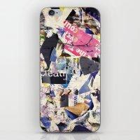 Collide 6 iPhone & iPod Skin