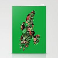 Flowerfly Stationery Cards