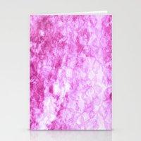 Hot Pink  - JUSTART © Stationery Cards