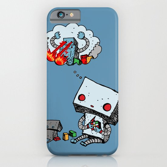 A Dream About the Future iPhone & iPod Case