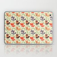 The Happy Forest Friend Laptop & iPad Skin