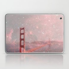 Stardust Covering San Francisco Laptop & iPad Skin