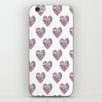 True Love, Passport Stam… iPhone & iPod Skin