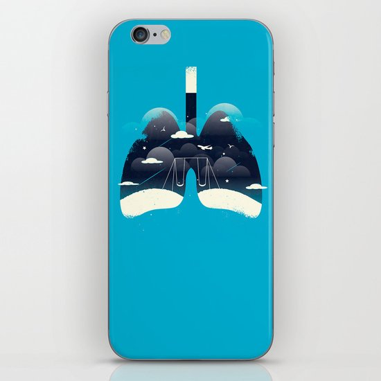 TFIOS iPhone & iPod Skin