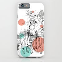 iPhone & iPod Case featuring BULL II by Michael Todd Berland