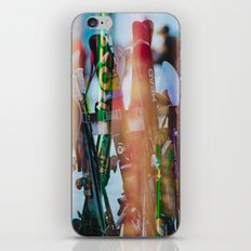 Ride Ride Ride iPhone & iPod Skin