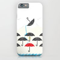 Umbrellas iPhone 6 Slim Case