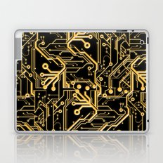 Techno Organic  Laptop & iPad Skin