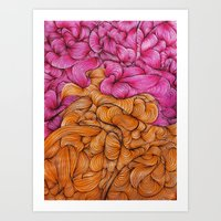 Woven Together Art Print