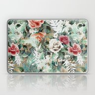 Rose Garden Laptop & iPad Skin