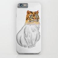 iPhone & iPod Case featuring Roar by BTP Designs