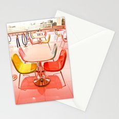 Bright Chairs Stationery Cards