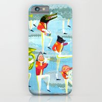 iPhone & iPod Case featuring Death March by Genevieve Simms