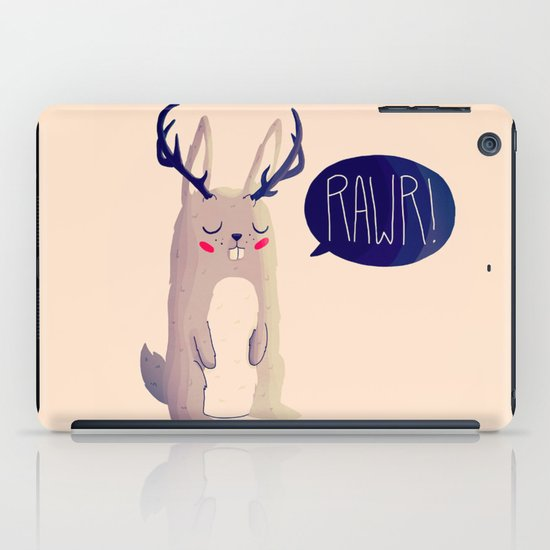 Fearsome Critter iPad Case