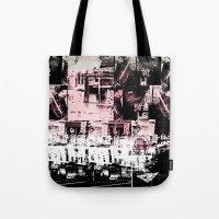 Concrete Jungle 1 Tote Bag