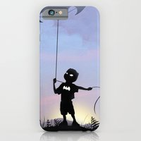 iPhone & iPod Case featuring Bat Kid by Andy Fairhurst Art