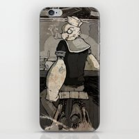 Bluto's Return iPhone & iPod Skin