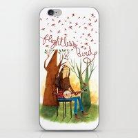 Flightless Bird iPhone & iPod Skin
