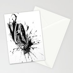 GTR Inked Stationery Cards