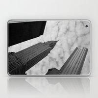 NY Clouds Laptop & iPad Skin