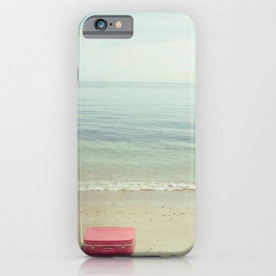 A deep breath. iPhone & iPod Case