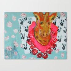 Trophies and Reindeer Games Canvas Print