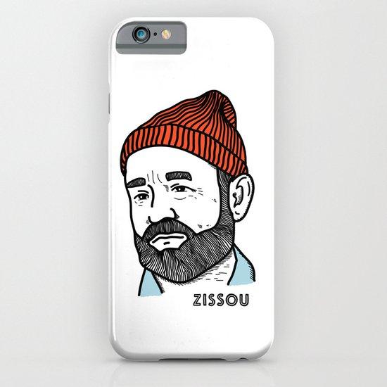 Zissou iPhone & iPod Case