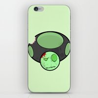 Zombie Toad iPhone & iPod Skin