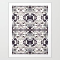 50 Shades Tribal Art Print